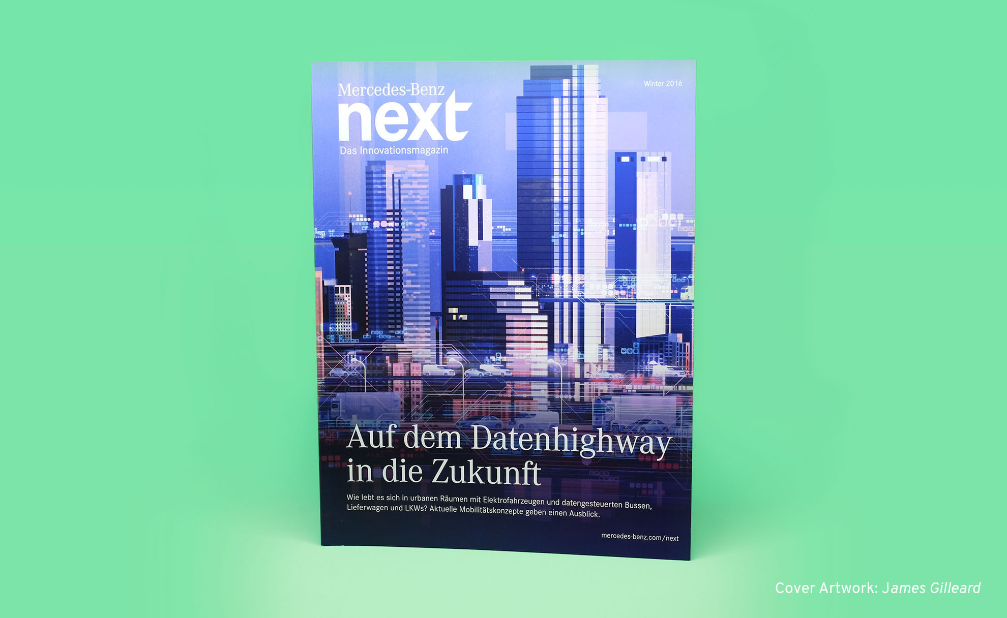 Normform Mercedes-Benz next Magazin